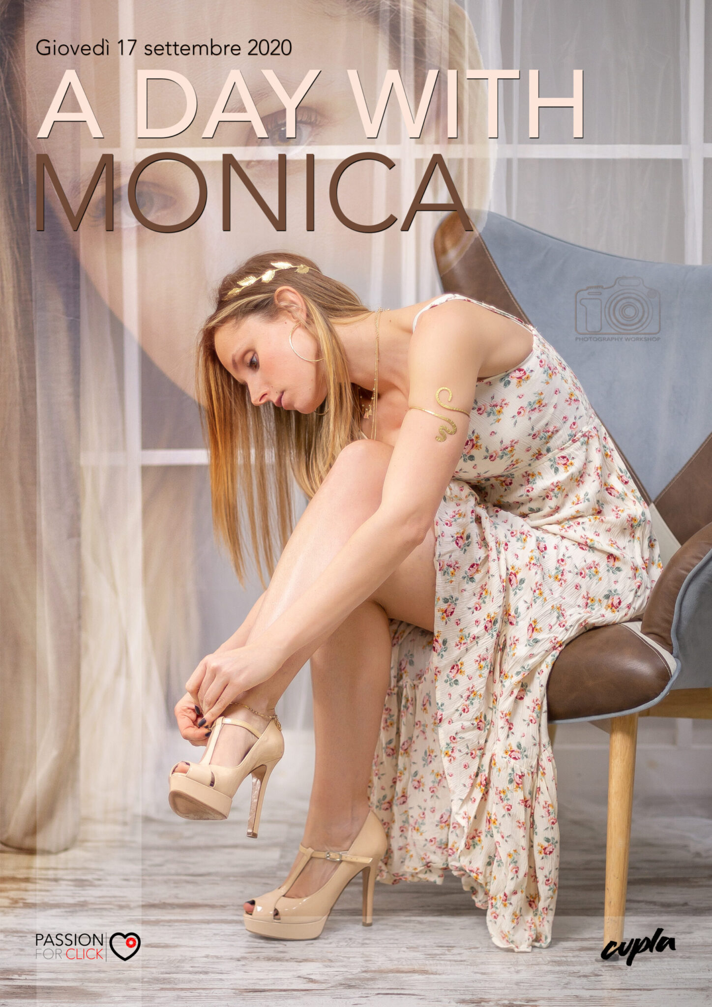 A day with Monica